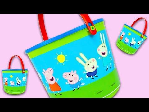 Свинка Пеппа набор активностей для детей