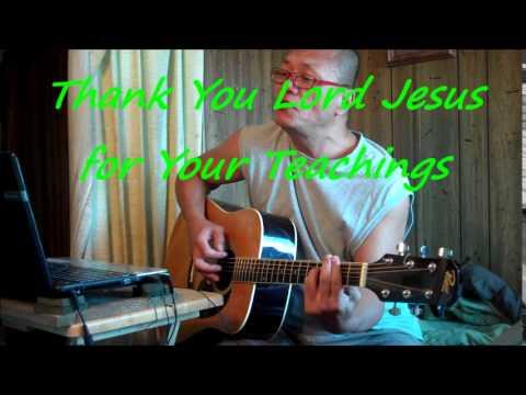 Akoy Binago Nya (tagalog Christian Song) Dolphy Jr. Orig video