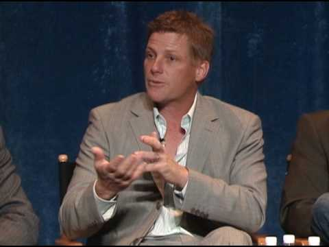 Desperate Housewives -- Doug Savant As Super-Husband Tom Scavo (Paley Center, 2009)