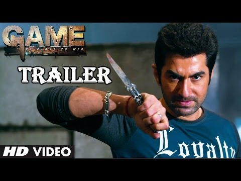 Game: Theatrical Trailer (official) - Bengali Movie 2014 - Jeet, Subhashree video