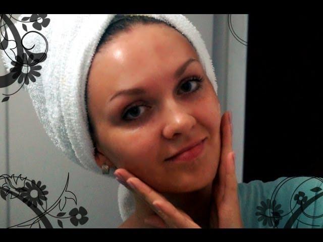 SOS ЭФФЕКТИВНАЯ МАСКА Для Проблемной / Жирной Кожи на Основе ♥ АЛОЭ ВЕРА ♥