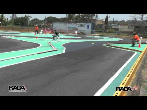 Radazone TV 90 The 1st Annual Nitro & Electic Challenge Barceloneta 2014