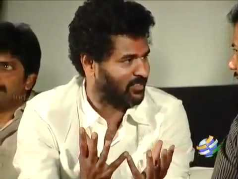 Prabhu deva's new album titled as 'Boruda'