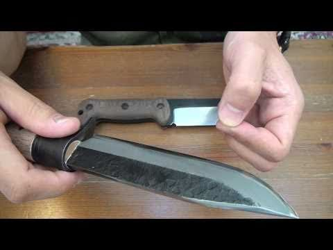 A Japanese survival knife Music Videos