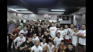 Elite Fight Day 6 - Boxing & Muay Thai Amateur Fights (Elite Training Camp)