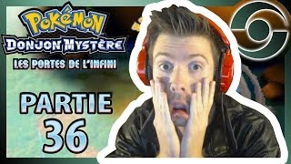 CRAQUAGE MENTAL / RAGEQUIT - Pokémon Donjon Mystère #36 Les Portes de l'Infini - Nintendo 3DS