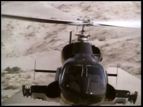 Air Wolf Intro video