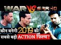 WAR Vs SAAHO: Which Will Be The Biggest Action-Entertainer Of 2019?