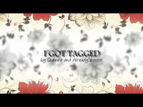 got tagged [vidder's tag]