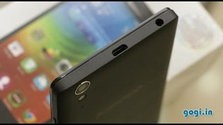 Lenovo A6000 review - 4G, Dolby for 6,999