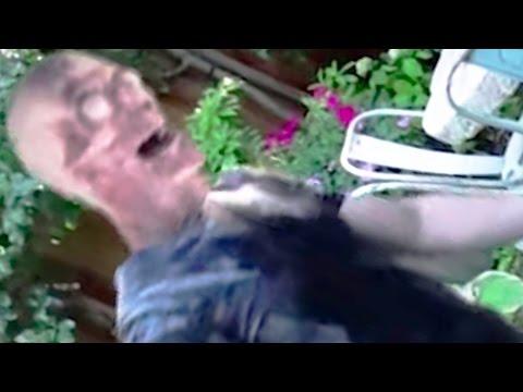 Mark Zuckerberg Acid Bucket Challenge