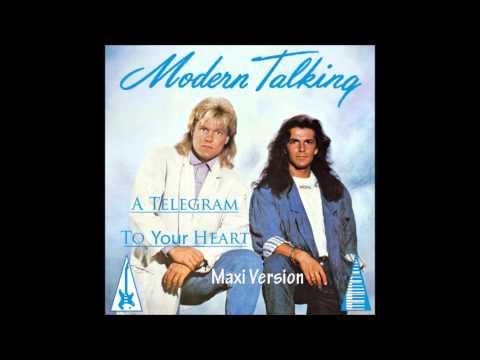 слова песен скачать бесплатно/ photo modern talking telegram to your heart how deep is your love?