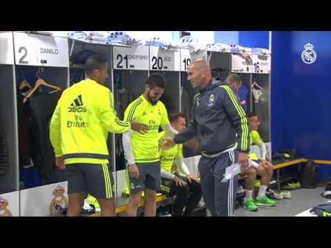 Зидан новый тренер Реала.