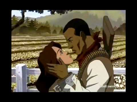 The Boondocks Catcher Freeman Song (complete Version) video