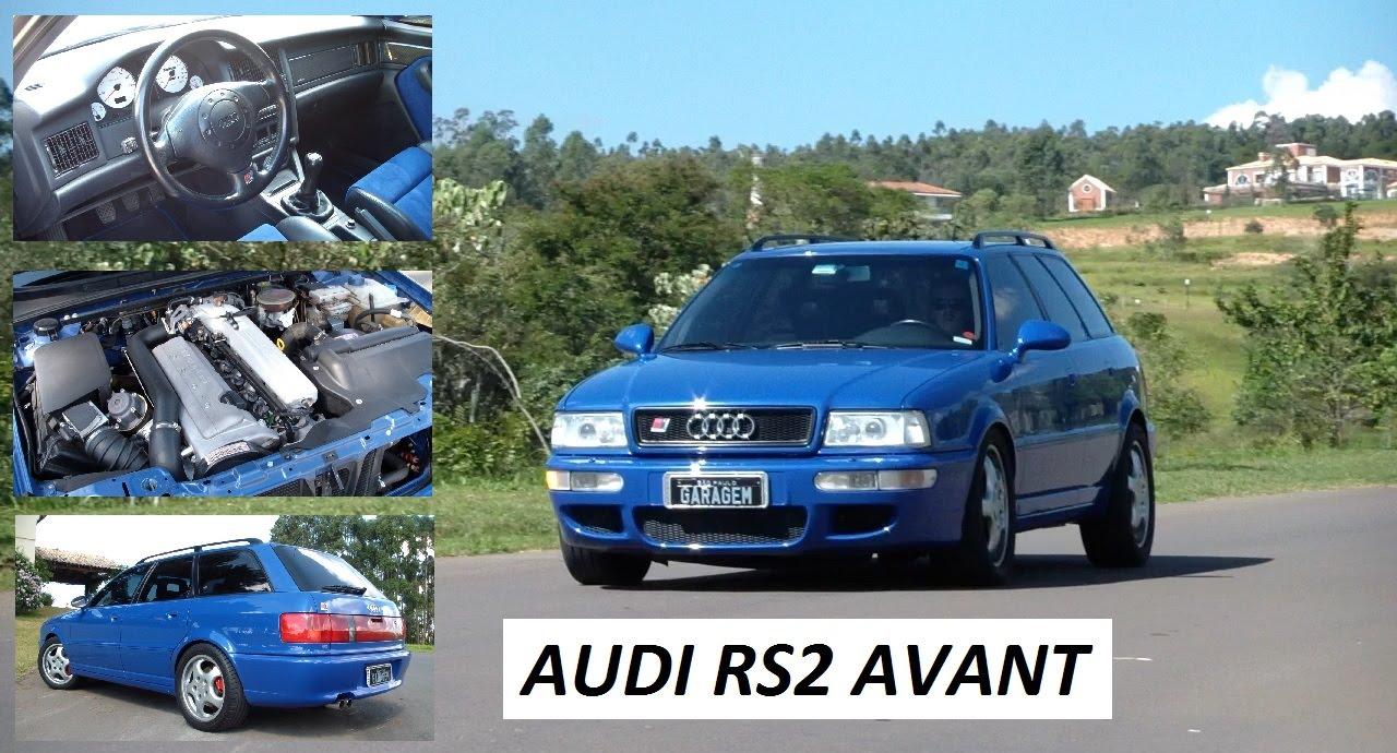 Garagem Do Bellote Tv Audi Rs2 Avant Youtube