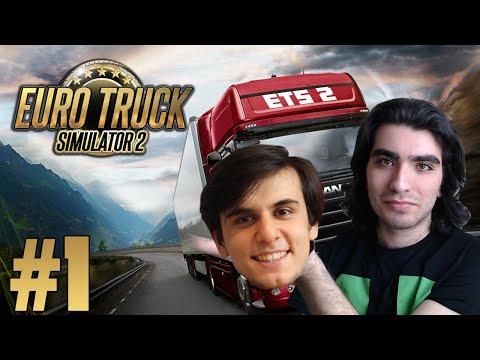 Euro Truck Simulator 2 - Şoförsen Bas Gaza.. w/GhostGamer,OzanBerkil,Wolvoroth