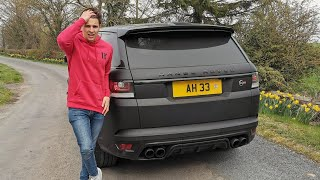 I've SOLD My Range Rover SVR! | HERE'S WHY