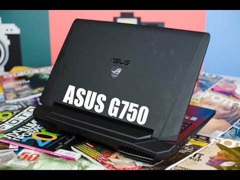 ASUS G750JH - обзор игрового ноутбука - Keddr.com