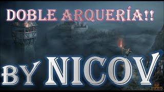 DOBLE ARQUERIA - by NICOV ! - ORDENES DE CONSTRUCCIÓN EP. PILOTO