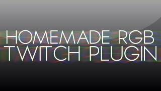 After Effects Tutorial: Homemade RGB Twitch Plugin [FREE DOWNLOAD]