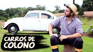 CARROS DE COLONO