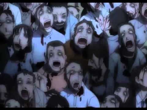 Highschool of the Dead Amv: Richard Cheese - Down With the Sickness...