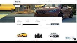 Car Finder, Auto Dealer Bootstrap Template        Ives Alvin