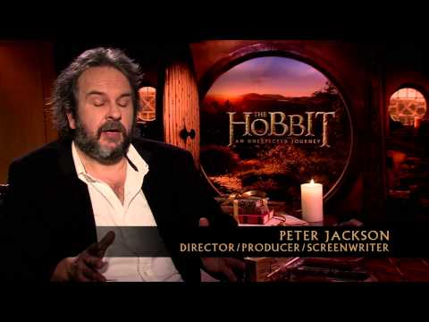 Peter Jackson's Interview On The Hobbit: An Unexpected Journey In IMAX® 3D