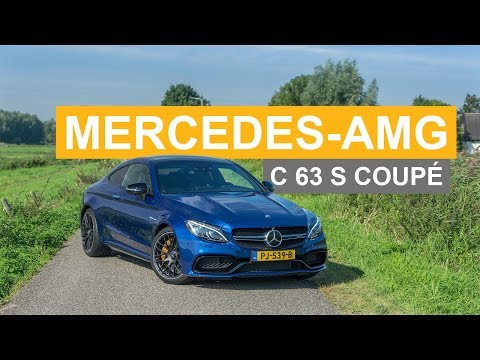 Mercedes-AMG C 63 S Coupe� 2017 review [ Love At First Drive ]