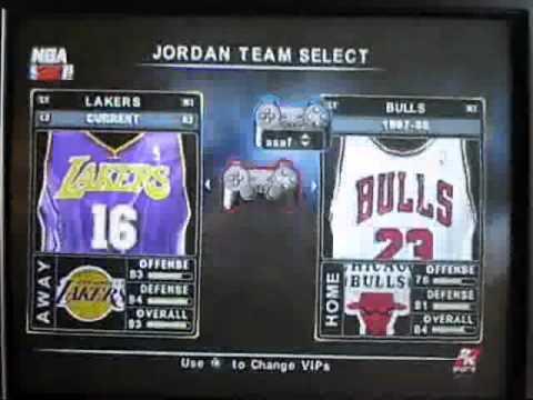 NBA 2K11 PS2 Review