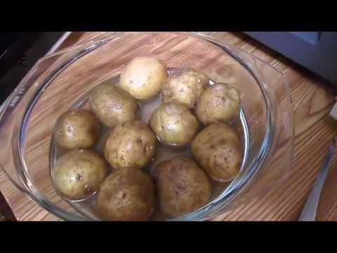 Как варить картошку в мундире - видео