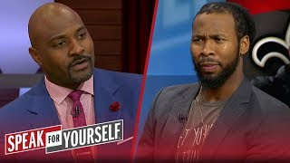 Marcellus Wiley says expanding replay will not solve officiating issues | NFL | SPEAK FOR YOURSELF
