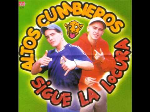 Altos cumbieros - la colaless