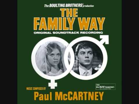 Love In The Open Air   'The Family Way'   Paul McCartney (1966) (HQ)