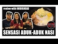 Sensasi Aduk Aduk Nasi di Gocha Gocha w/ INIBIGHEAD | Review | Eating Show | TWO PIGGY