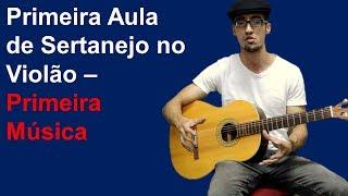 download musica Primeira Aula de Sertanejo Universitário no Violão - Música para Iniciantes