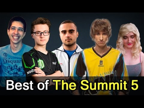 Best of The Summit 5 — Dota 2