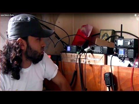 Radio monitors save lives in Syria