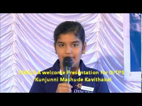 130622 Blds Kunjunni Kavithakal video