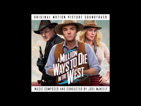 10. If You've Only Got a Moustache - A Million Ways To Die In The West Soundtrack