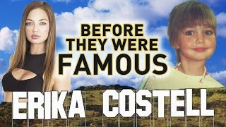 ERIKA COSTELL - Before They Were Famous - TEAM 10 - Jerika