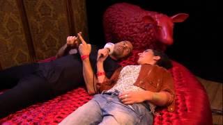 Chris Liebing - Interview at Tomorrowland 2012