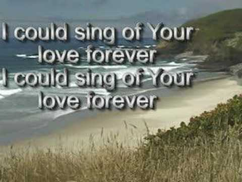 Jars Of Clay - I Could Sing Of Your Love