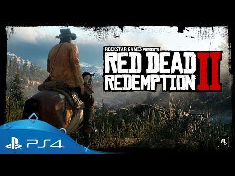 Red Dead Redemption II   Official Trailer #2   PS4