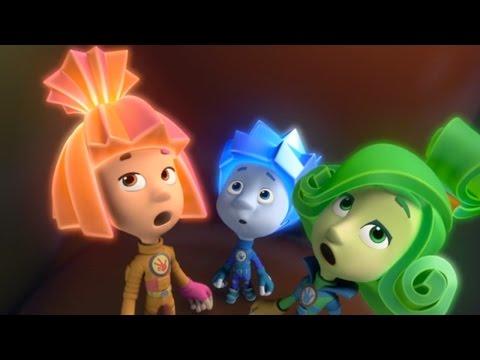 Фиксики - Шоколад (Новые серии 2017) | Познавательные мультики для детей