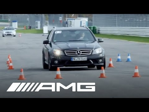 AMG Driving Academy - BASIC (German)