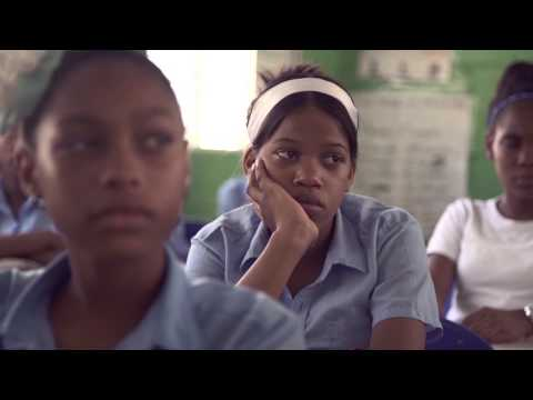 La República Dominicana se ha propuesto acabar con los embarazos precoces