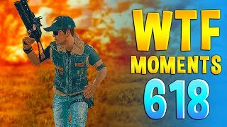 PUBG WTF Funny Daily Moments Highlights Ep 618