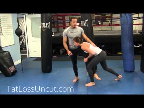 MMA Wrestling Takedowns- Simple Wrestling Practice Drills Image 1