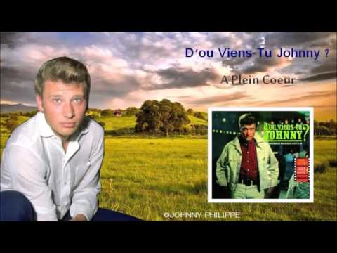 Johnny Hallyday - a plein coeur (1964)